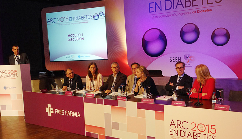 Celebrada la reunión ARC en Diabetes 2015