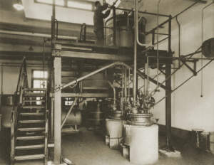 "Photograph of ""Manufacture of arsenic acids starts..."""